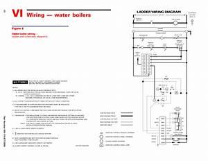 Wiring  U2014 Water Boilers  Ladder Wiring Diagram