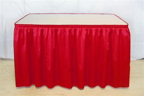 table skirt rental  burlington bellingham everett