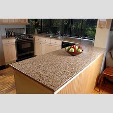 Best Countertop Material For Kitchen Supporting The