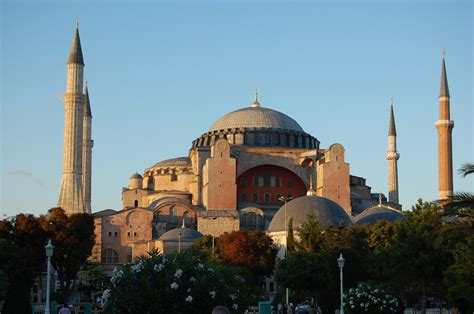 basilique sainte sophie vacances arts guides voyages