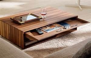 Kleine Couchtische Design : como escolher a mesa de centro correta para a sala ~ Michelbontemps.com Haus und Dekorationen