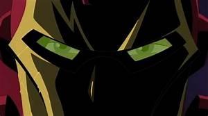 Iron Man Eyes NAHT