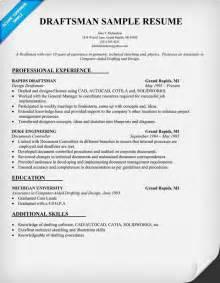 drafting design resume exles cad resume post