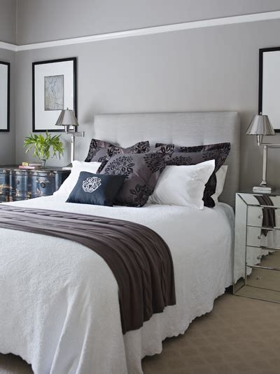 50 Shades Of Grey In The Bedroom  Grey Advice From