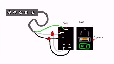need help wiring iec plug for diy cade cade