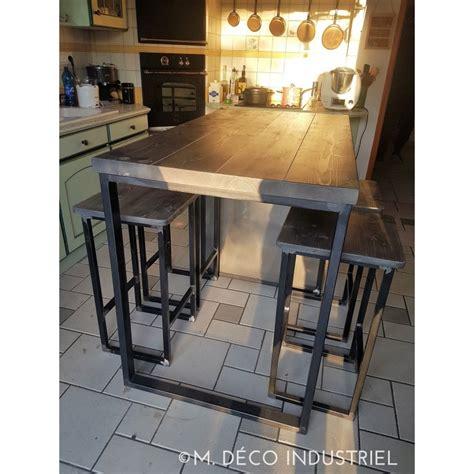 meuble cuisine industriel meuble de cuisine industriel meuble tv bois metal retro