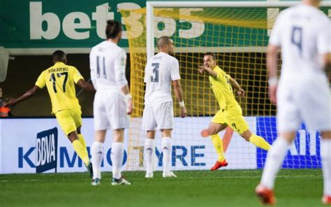 Ruined defeat for Real Madrid on