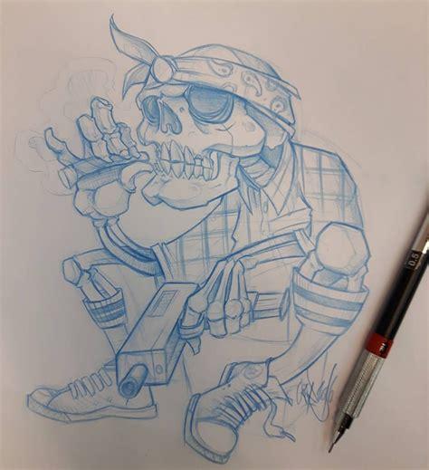 pin  gideon crandall  drawing   graffiti