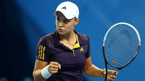 Barty retains grip on top ranking after reaching miami semis. Ashleigh Barty promises to give it her best shot against ...