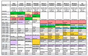 schedules making the schedule the autism helper With special education schedule template