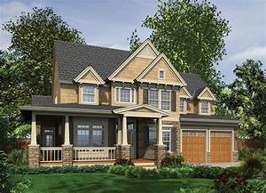 Updated Farmhouse Plan - 69087AM   Architectural Designs ...