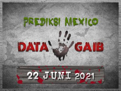kode puisi meksiko tanggal  juni  dina selasa sing  gaib