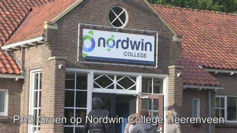 Aoc Friesland by Pas Groen Op Nordwin College Heerenveen Youtube