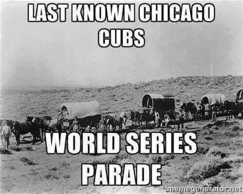 Cubs Memes - 54 best images about do the cubs suck yes on pinterest funny sports memes and cry baby