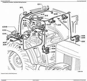John Deere 6100  6200  6300  6400 Early Tractors Electrics