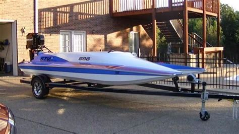 Performance Boats For Sale In Ky by 1996 Stv River Rocket Louisville Ky For Sale 40206