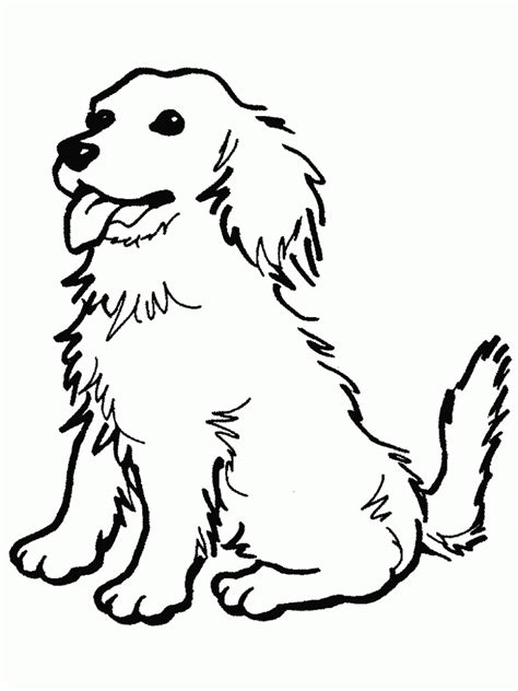 dog coloring pages  kids