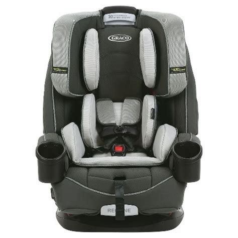graco     car seat featuring safety surround side