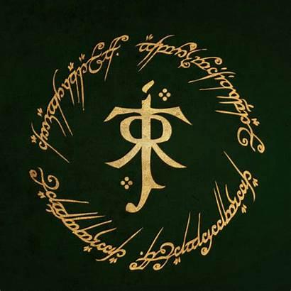 Tolkien Jrr Lotr Ringe Herr Anillos Universo