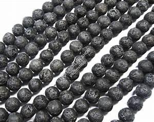 Styroporkugeln Füllmaterial Baumarkt : lava perle edelstein pietra naturale gemstone beads nero 10mm circa 40 pezzi l20 ebay ~ Sanjose-hotels-ca.com Haus und Dekorationen