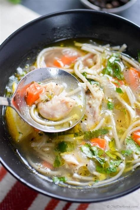 chicken noodle soup cooker check out chicken noodle soup in pressure cooker it s so easy to make noodle soups chicken