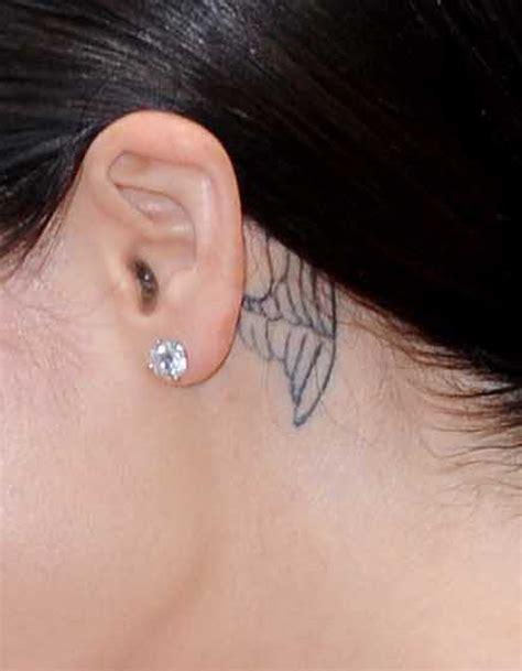 aile d ange tatouage le aile d ange le tatouage d oreille les l ont toutes adopt 233