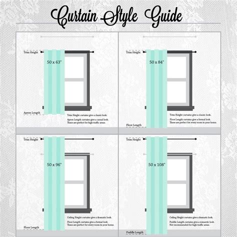 length of drapes 17 best ideas about curtain length on hanging