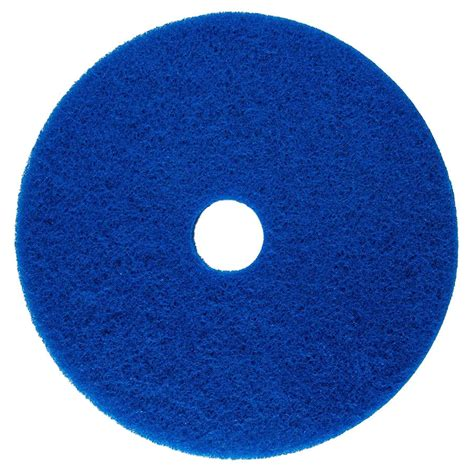 Floor Scrubber Pads Colors by 20 Quot Blue Scrubbing Floor Pad