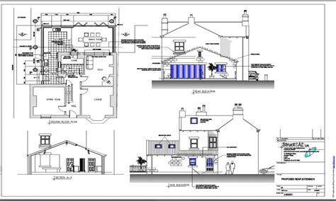 building plans for houses house extension plans exles house blueprints exles