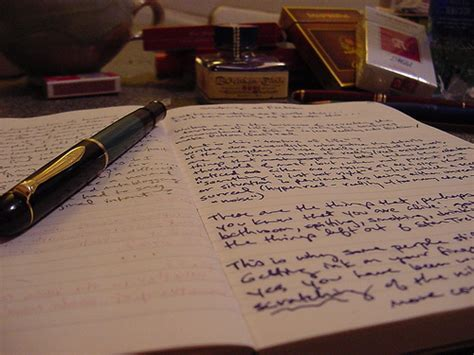 Writing Tools  The Holy Trinity Of Writing Peninkpap…  Fred Guillory Flickr