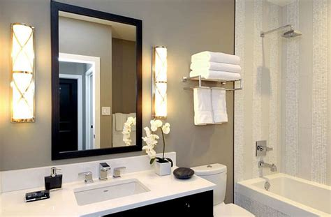 Inexpensive Modern Bathroom Lighting by Inexpensive Bathroom Makeover Ideas
