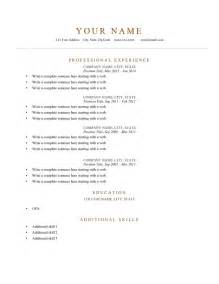 How To Make Effective Resume Format by Resume Exles Berathen