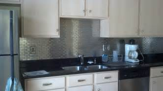 lowes kitchen backsplash glass mosaic tile lowe 39 s stainless steel tiles backsplash stainless steel tile backsplash