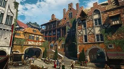 Witcher Kingfisher Novigrad Inn Reforged Conquest Minecraft