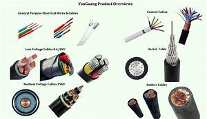 Different Types Of Electric Wire And Cable 16mm 10mm