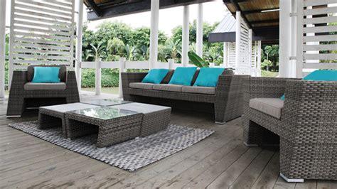 canape exterieur design salon jardin rotin exterieur mc immo