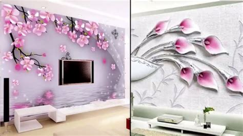 modern  stylish pink  wall decoration  living room