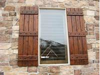 wood exterior shutters Best 25+ Exterior wood shutters ideas on Pinterest | DIY exterior shutters ideas, Outdoor ...