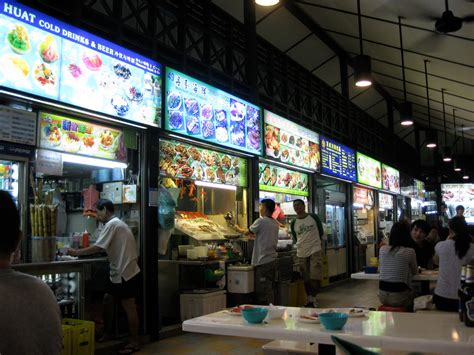 cuisine centre hawker centres the best of singapore s food it