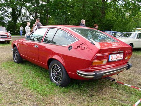 Alfa Romeo Alfetta Gtv 20 Turbo Delta 1979 2 A Photo