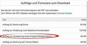Gefälschte Telekom Rechnung Per Post : telekom prepaid guthaben auszahlen lassen blog it solutions ~ Themetempest.com Abrechnung