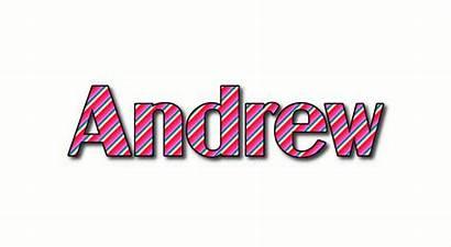 Andrew Logos Text