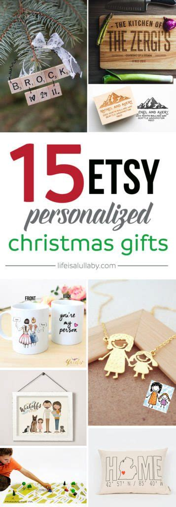 15 of the best personalized etsy christmas gifts an idea