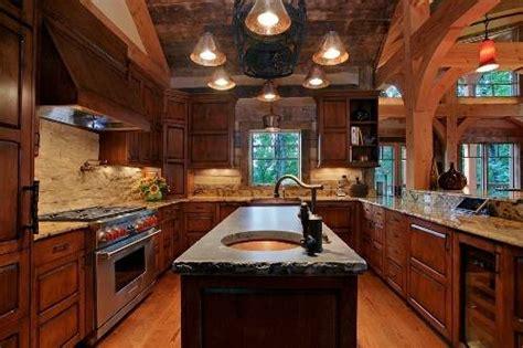 shaped cabin kitchen  interior design inspiration board