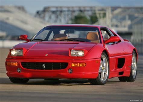 Why The Ferrari F355 Is A 90s Hero Car