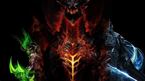 Deathwing Animated Wallpaper - world of warcraft deathwing hd wallpaper wallpaperfx