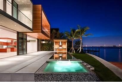 Villa Miami Modern Beach Waterfront Villas Dilido