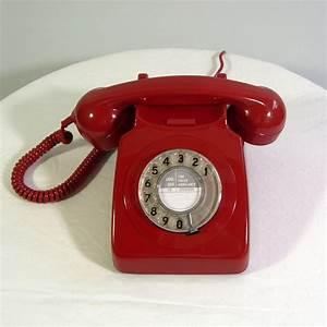Vintage Telephones Bt 746 Dial Series 1967-79