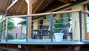 Garde Corps Terrasse Aluminium : garde corps terrasse metal concept escalier ferronnerie d 39 art alsace ferronnier strasbourg ~ Melissatoandfro.com Idées de Décoration