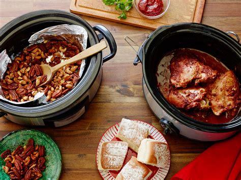 Comfort Food Slowcooker Ideas  Food Network Classic